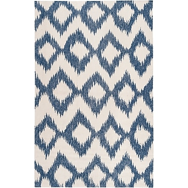 Surya Frontier FT165-58 Hand Woven Rug, 5' x 8' Rectangle