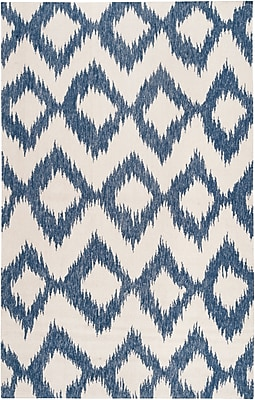 Surya Frontier FT165-811 Hand Woven Rug, 8' x 11' Rectangle