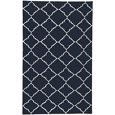 Surya Frontier FT222-58 Hand Woven Rug, 5' x 8' Rectangle