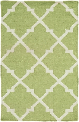 Surya Frontier FT226-811 Hand Woven Rug, 8' x 11' Rectangle