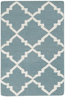 Surya Frontier FT229-811 Hand Woven Rug, 8' x 11' Rectangle