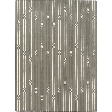 Surya Frontier FT367-811 Hand Woven Rug, 8' x 11' Rectangle