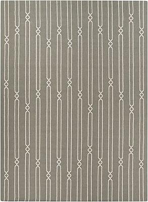Surya Frontier FT367-811 Hand Woven Rug, 8' x 11' Rectangle