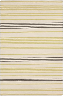 Surya Frontier FT393-58 Hand Woven Rug, 5' x 8' Rectangle