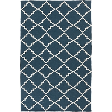 Surya Frontier FT451-811 Hand Woven Rug, 8' x 11' Rectangle