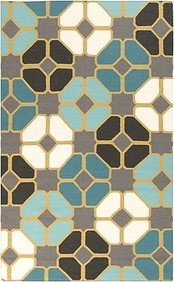 Surya Frontier FT459-23 Hand Woven Rug, 2' x 3' Rectangle