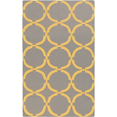 Surya Frontier FT499-811 Hand Woven Rug, 8' x 11' Rectangle