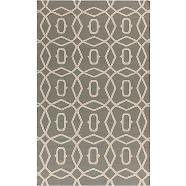 Surya Frontier FT533-58 Hand Woven Rug, 5' x 8' Rectangle