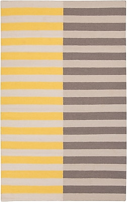 Surya Frontier FT563-58 Hand Woven Rug, 5' x 8' Rectangle