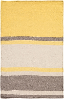 Surya Frontier FT569-811 Hand Woven Rug, 8' x 11' Rectangle