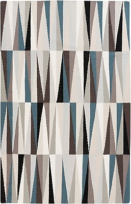 Surya Frontier FT579-811 Hand Woven Rug, 8' x 11' Rectangle
