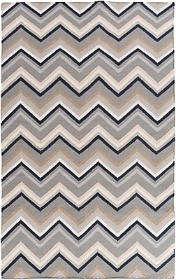 Surya Frontier FT594-58 Hand Woven Rug, 5' x 8' Rectangle