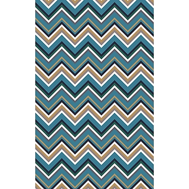 Surya Frontier FT595-811 Hand Woven Rug, 8' x 11' Rectangle
