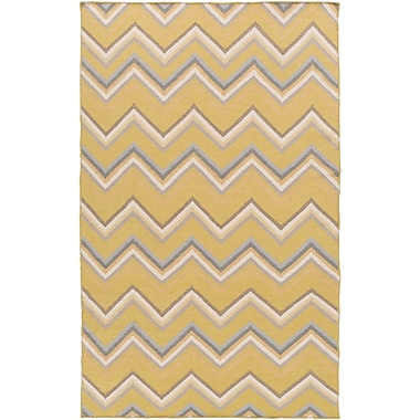 Surya Frontier FT597-58 Hand Woven Rug, 5' x 8' Rectangle