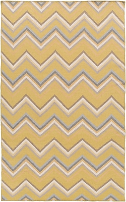 Surya Frontier FT597-811 Hand Woven Rug, 8' x 11' Rectangle