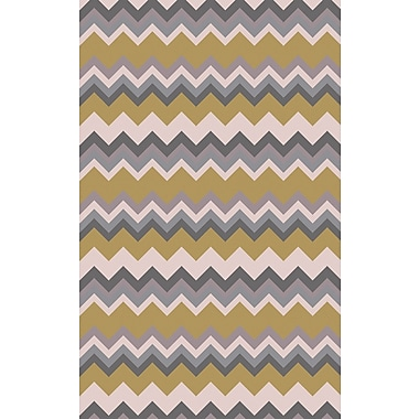 Surya Frontier FT600-58 Hand Woven Rug, 5' x 8' Rectangle