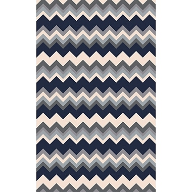 Surya Frontier FT602-23 Hand Woven Rug, 2' x 3' Rectangle