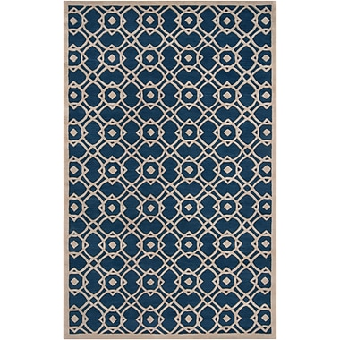Surya Goa G5047-811 Hand Tufted Rug, 8' x 11' Rectangle