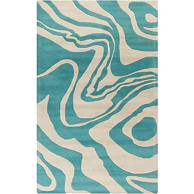 Surya Goa G5128-811 Hand Tufted Rug, 8' x 11' Rectangle