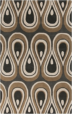 Surya Goa G5136-811 Hand Tufted Rug, 8' x 11' Rectangle