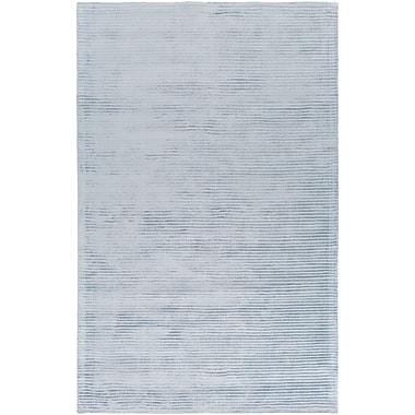 Surya Graphite GPH54-58 Hand Loomed Rug, 5' x 8' Rectangle