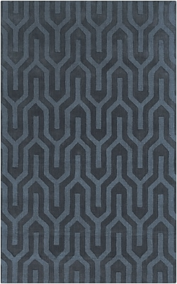 Surya Mystique M5306-58 Hand Loomed Rug, 5' x 8' Rectangle