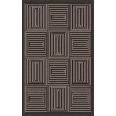 Surya Mystique M5352-58 Hand Loomed Rug, 5' x 8' Rectangle