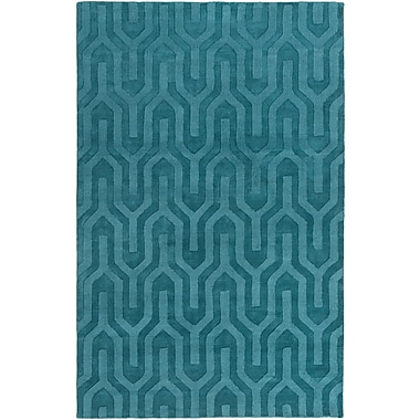 Surya Mystique M5384-23 Hand Loomed Rug, 2' x 3' Rectangle