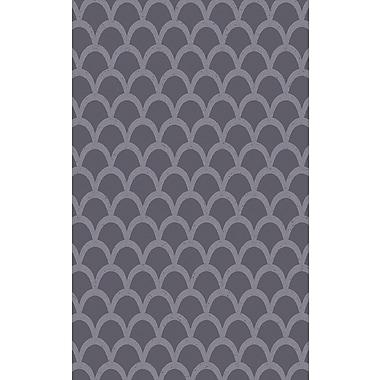 Surya Mystique M5408-58 Hand Loomed Rug, 5' x 8' Rectangle