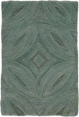 Surya Perspective PSV33-23 Hand Tufted Rug, 2' x 3' Rectangle