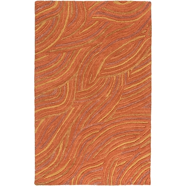 Surya Perspective PSV37-58 Hand Tufted Rug, 5' x 8' Rectangle