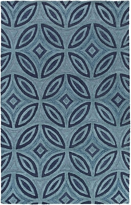 Surya Perspective PSV40-58 Hand Tufted Rug, 5' x 8' Rectangle