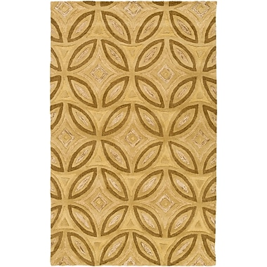 Surya Perspective PSV45-811 Hand Tufted Rug, 8' x 11' Rectangle