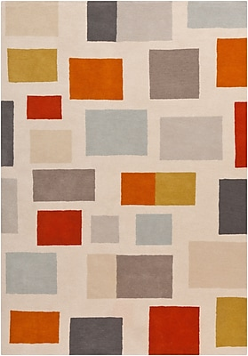 Surya Scion SCI16-23 Hand Tufted Rug, 2' x 3' Rectangle