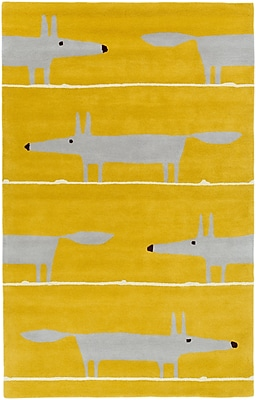 Surya Scion SCI24-23 Hand Tufted Rug, 2' x 3' Rectangle