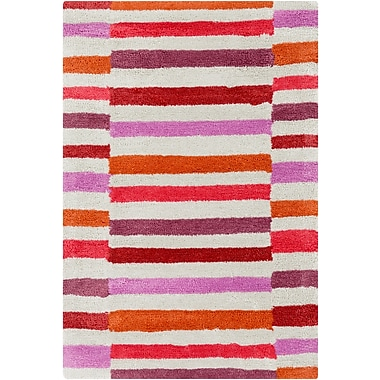 Surya Young Life YGL7009-23 Hand Tufted Rug, 2' x 3' Rectangle