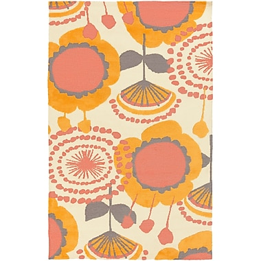 Surya Abigail ABI9043-58 Machine Made Rug, 5' x 8' Rectangle