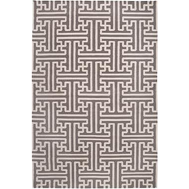 Surya Smithsonian Archive ACH1702-58 Hand Woven Rug, 5' x 8' Rectangle