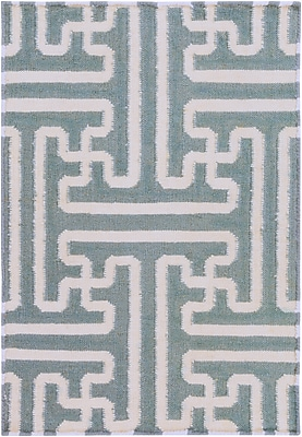 Surya Smithsonian Archive ACH1703-23 Hand Woven Rug, 2' x 3' Rectangle
