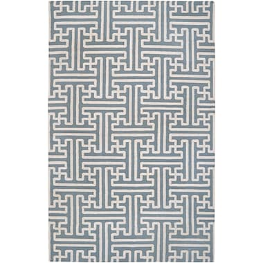 Surya Smithsonian Archive ACH1703-58 Hand Woven Rug, 5' x 8' Rectangle