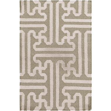 Surya Smithsonian Archive ACH1705-23 Hand Woven Rug, 2' x 3' Rectangle