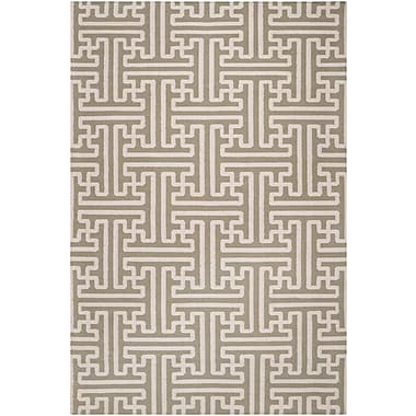 Surya Smithsonian Archive ACH1705-58 Hand Woven Rug, 5' x 8' Rectangle