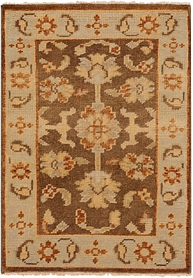 Surya Ainsley AIN1009-23 Hand Knotted Rug, 2' x 3' Rectangle