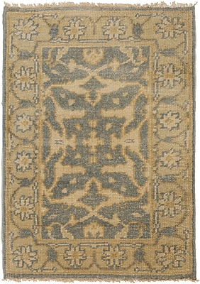 Surya Ainsley AIN1010-23 Hand Knotted Rug, 2' x 3' Rectangle