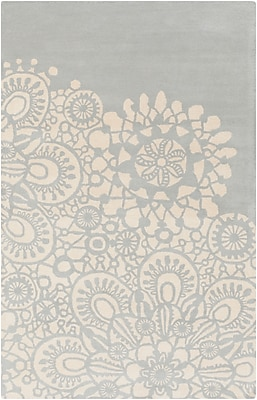 Surya KD Spain Alhambra ALH5025-58 Hand Tufted Rug, 5' x 8' Rectangle