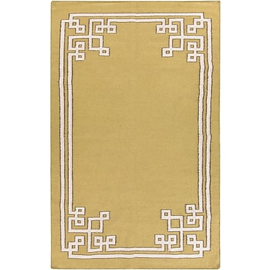 Surya Beth Lacefield Alameda AMD1021-58 Hand Woven Rug, 5' x 8' Rectangle