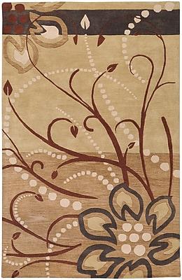 Surya Athena ATH5006-58 Hand Tufted Rug, 5' x 8' Rectangle