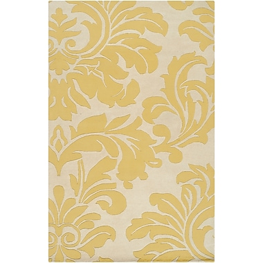 Surya Athena ATH5075-58 Hand Tufted Rug, 5' x 8' Rectangle