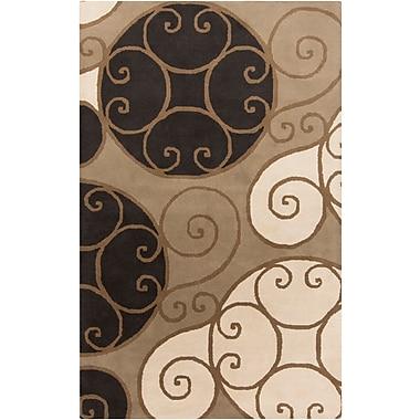 Surya Athena ATH5111-58 Hand Tufted Rug, 5' x 8' Rectangle