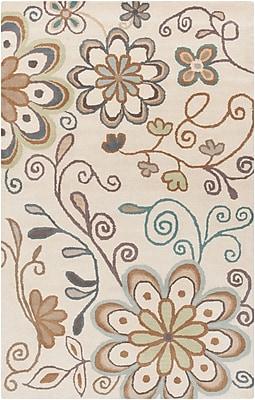 Surya Athena ATH5123-58 Hand Tufted Rug, 5' x 8' Rectangle